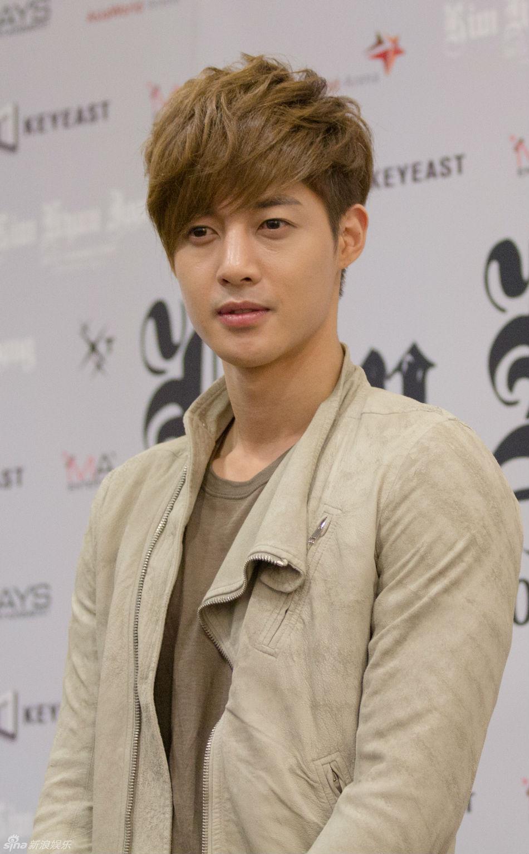 Kim Hyun Joong Asia Tour In Hong Kong Press Conference Media Photos